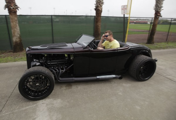 Roy Halladay 1932 Ford