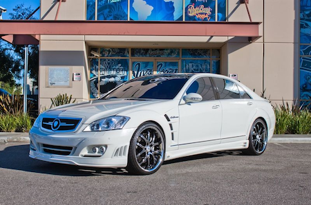 West Coast Customs Cars For Sale >> West Coast Customs Ceo Selling Mercedes Benz S63 Celebrity Cars Blog