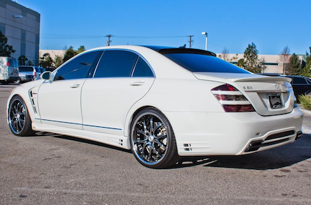ryan friedlinghaus mercedes benz s63