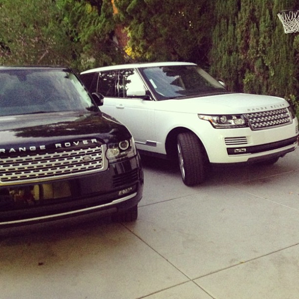 sean kingston 2 range rovers