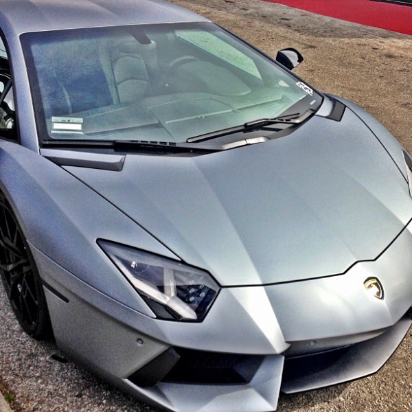 sean kingston aventador
