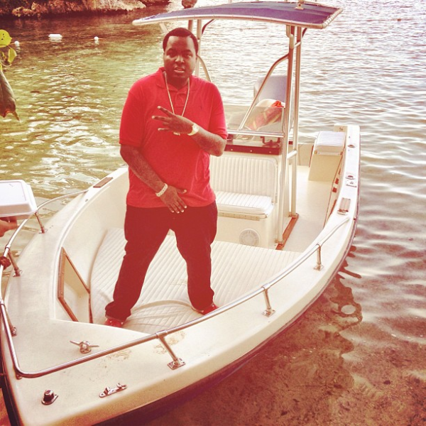 sean kingston im on a boat