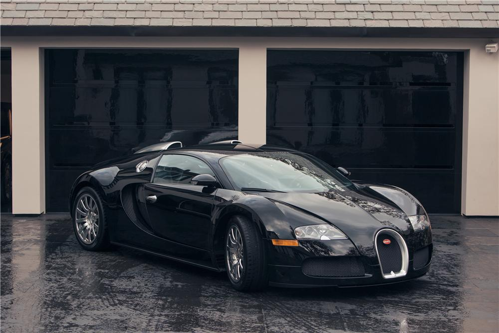 Barett Jackson Update Simon Cowell S Veyron Sells For 1