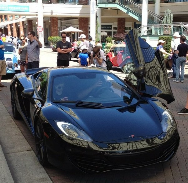 Sir-Mix-Alot McLaren Mp4-12C