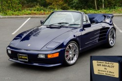Sir Mix-A-Lot Gemballa Porsche For Sale