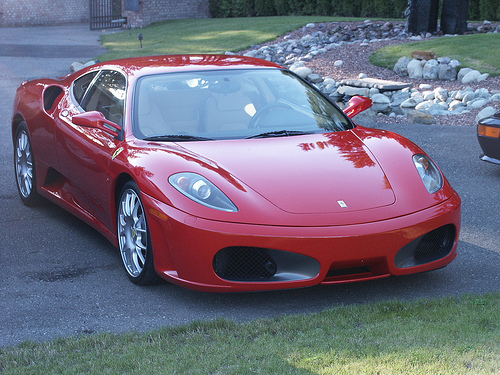 Another Sir-Mix-Alot Ferrari F430