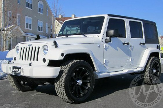 The Situation Jeep Wrangler