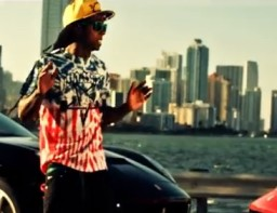 T.I. - Wit Me ft. Lil Wayne Features Ferrari California