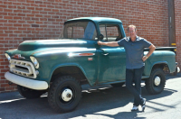 Tim Allen's 1957 Chevrolet NAPCO Truck For Sale