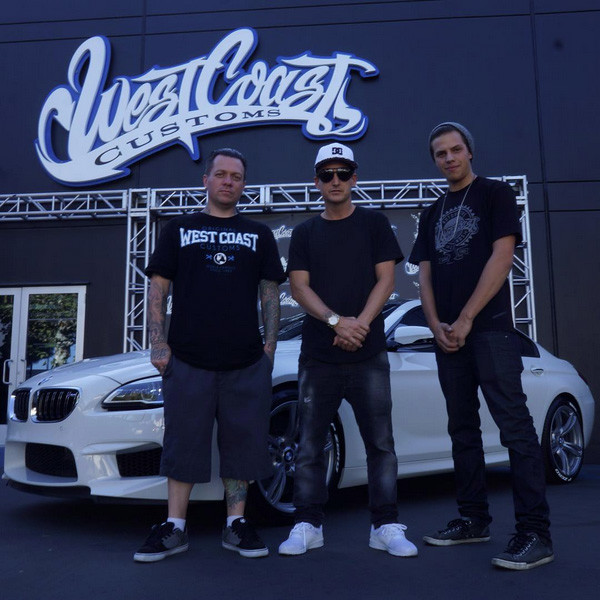 West Coast Customs | Rob Dyrdek's BMW M6