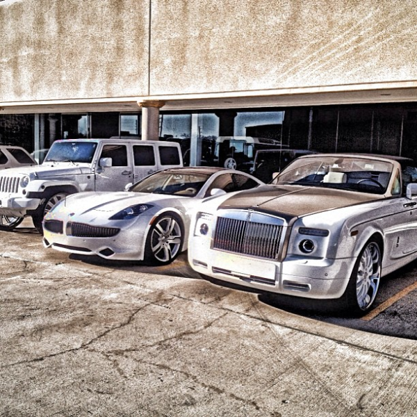 yo gotti car collection