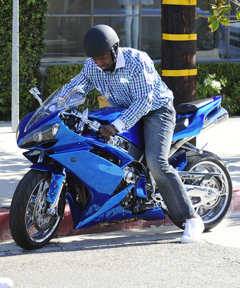 50 Cent Motorcycle