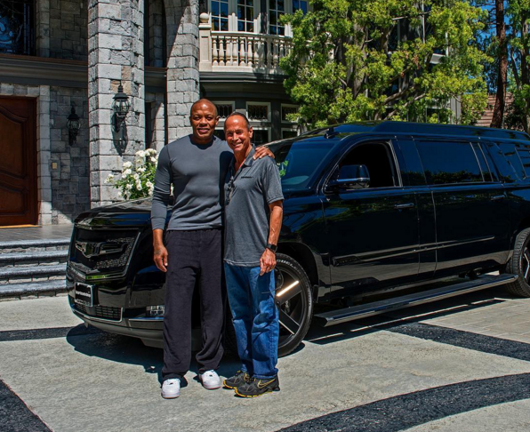 Cadillac Escalade Esv For Sale >> Dr. Dre's New Custom Cadillac Escalade | Celebrity Cars Blog