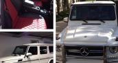 EJ Johnson Mercedes Benz G Wagon