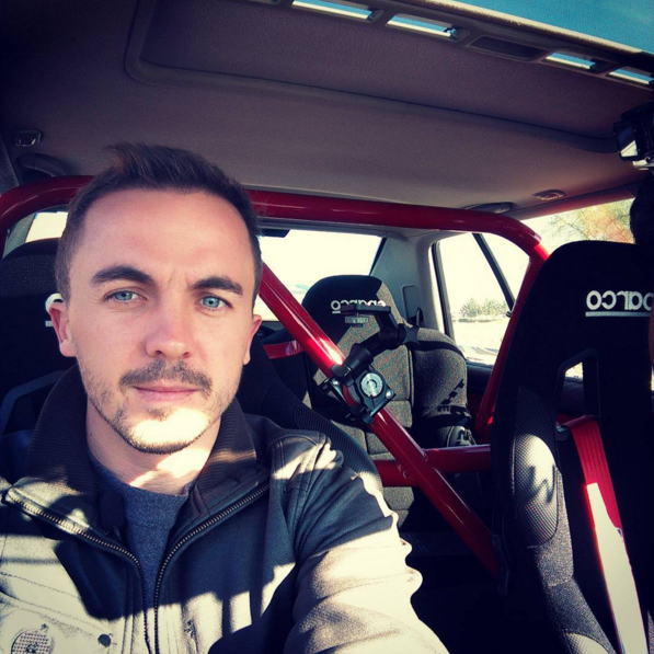 Frankie Muniz Back In His Fast & Furious Jetta! (For The