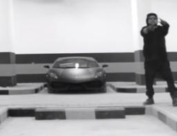 Kanye West Mercy Lamborghini